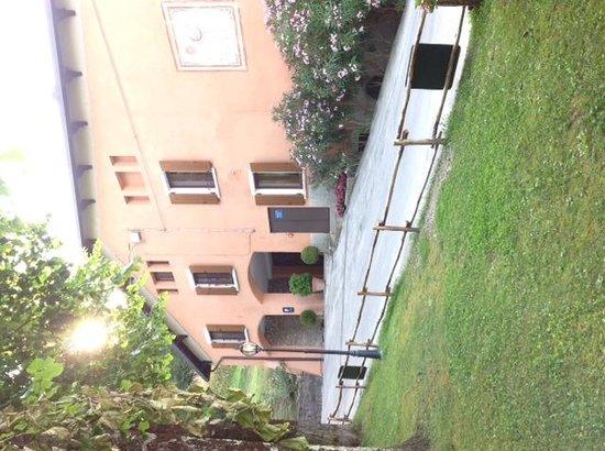 Boutique Hotel Villa Sostaga : the annex where the room was located