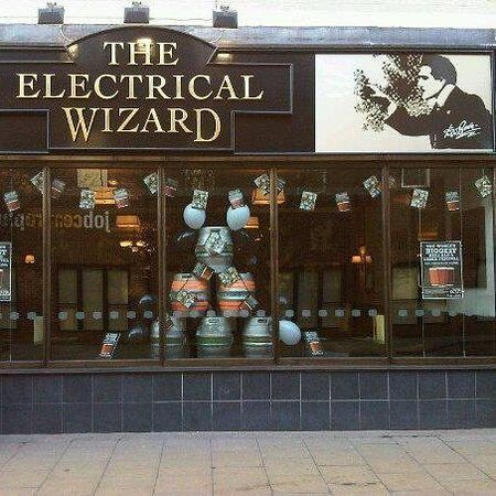 The Electrical Wizard