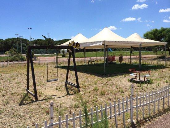 BV Airone Resort: Miniclub 2 ( il deserto )