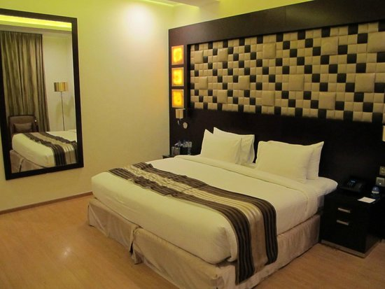 Clarks Exotica Convention Resort & Spa: The room