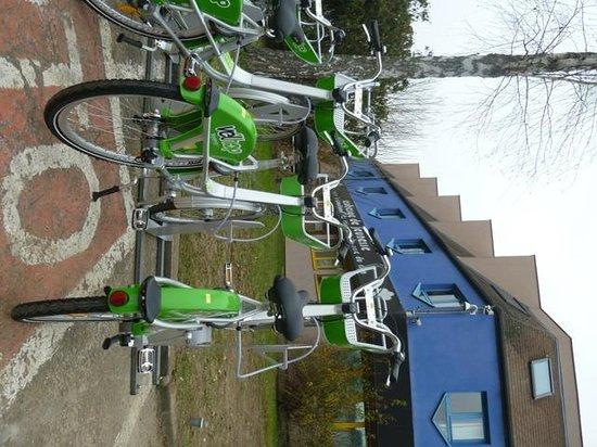 Auberge de jeunesse des deux Rives : Vélop
