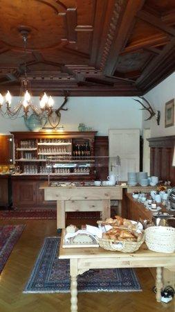 Landhaus Koller: Breakfast Area