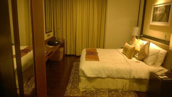Somerset Greenways Chennai: Bed Room