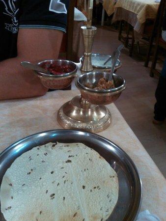 Koh-I-Noor : les galettes offertes avec l'apéritif
