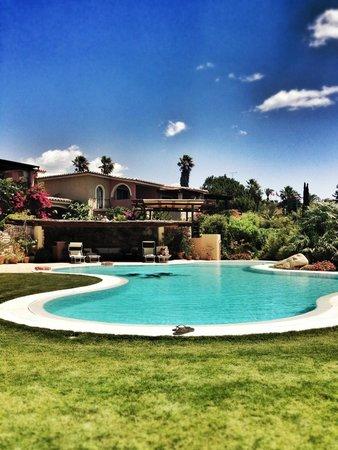 Hotel Mariposas : Pool view