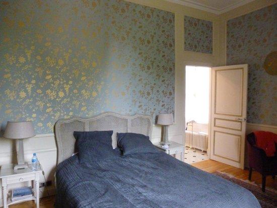 Le Chateau des Moyeux : chambre rigaud
