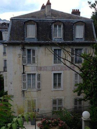 Hotel Thermal: facade 2