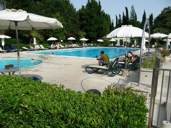 Crowne Plaza Rome - St. Peter's: Piscine