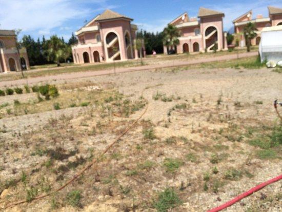 BV Airone Resort: Molto trascurata