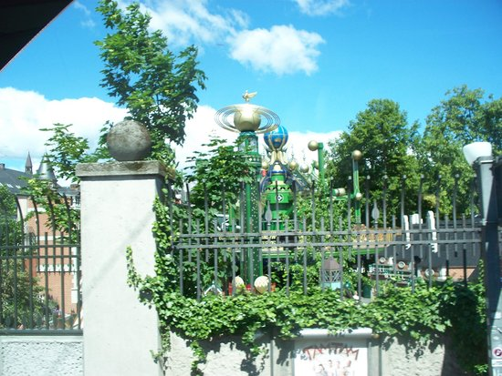 Jardines Tivoli: attrazioni