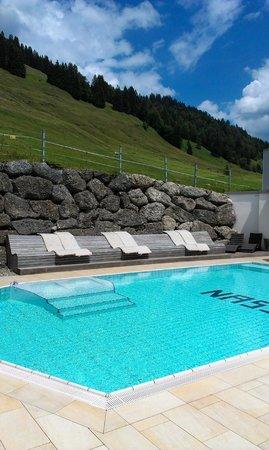 HUBERTUS Alpin Lodge&Spa: Pool