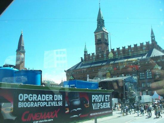 Rathaus Kopenhagen: esterno