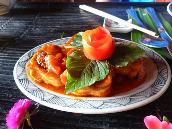 Yen Duc Village Tour: Kuk's delicious food