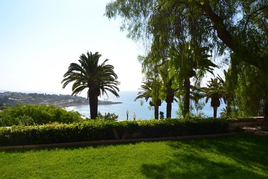 Hotel Imperial Tarraco: Jardines
