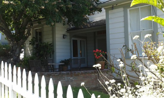 The Gables Inn Sausalito: Home away from home