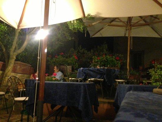 Ristorante Coccorone: Veranda view