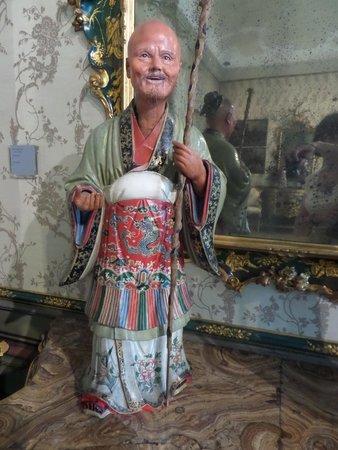Ca' Rezzonico: Oriental figure 2