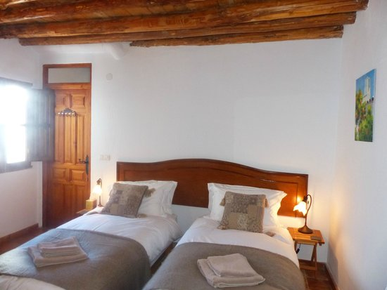 Casita de la Vaca: The room as a twin - perfect for friends travelling together