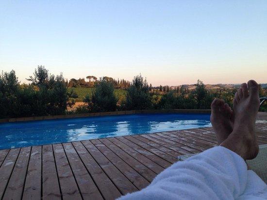 Villa Somelli: Piscina 1