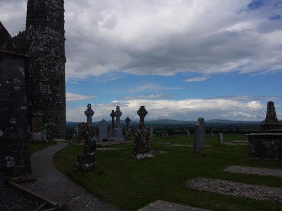 Rock of Cashel: Views