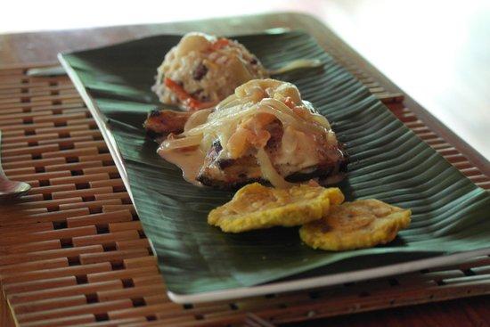 Pacuare Lodge: Gourmet food