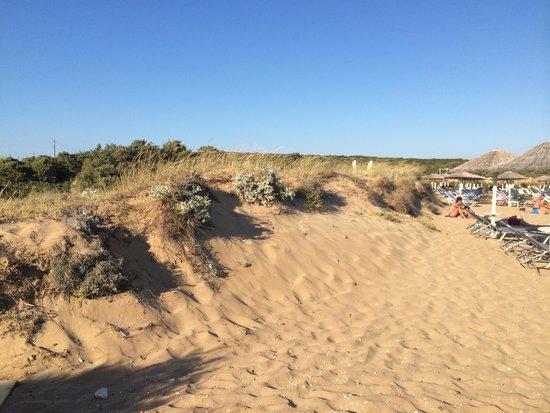Santa Maria Beach : пляж санта мария