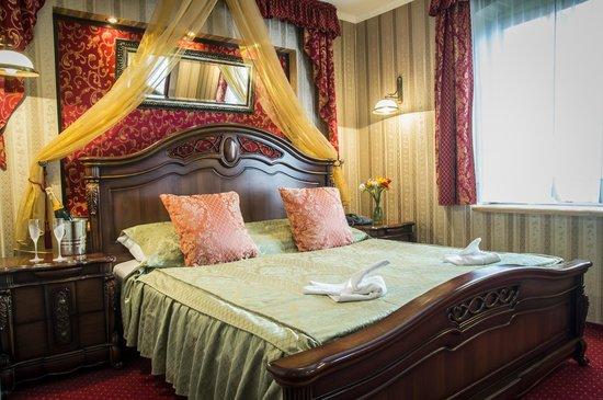 Hotel Mazurski Dworek : Apartament
