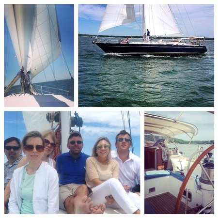 Starlight Sailing Charters - Day Cruise