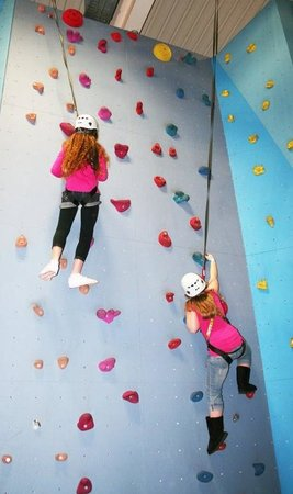 Gambado Watford: Climbing Wall