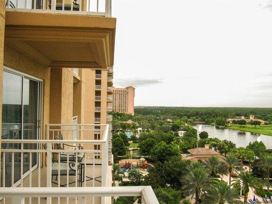 The Ritz-Carlton Orlando, Grande Lakes: View at day.