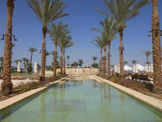 Sofitel Taba Heights : Main waterfront