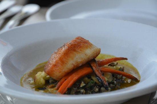 Christy Hill Restaurant : scallop