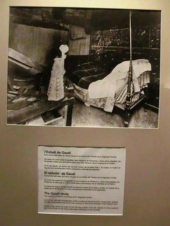 Sagrada Família : Gaudi's studio