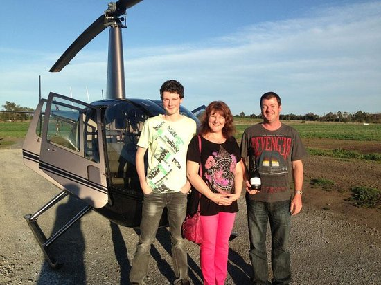 JamCo Helicopters: Family fun