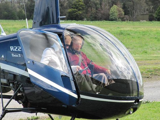 JamCo Helicopters: Introductory flight
