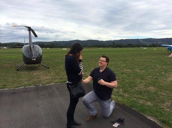 JamCo Helicopters: The perfect proposal