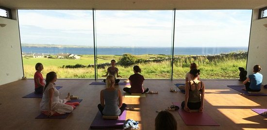The Cliffs of Moher Retreat: Studio with stunning view