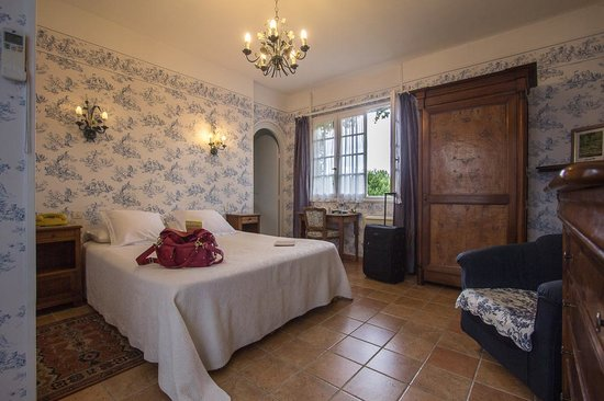 Hotel la Roseraie : Room 22