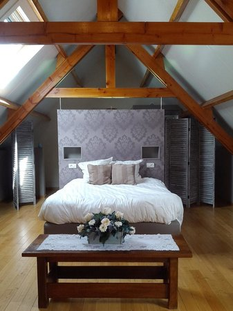 Hotel Ter Zuidhoek: our suite
