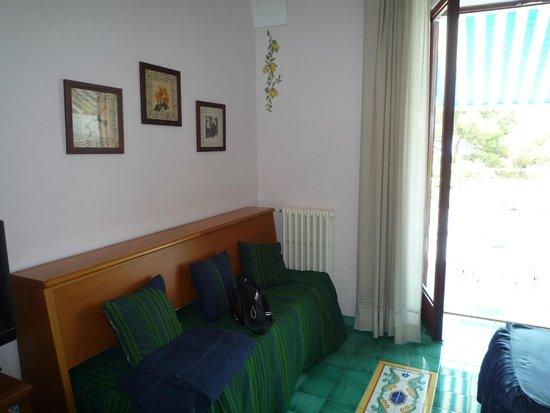 Hotel la Bussola: ルーム
