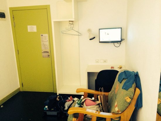 Raval Rooms Barcelona: Chambre