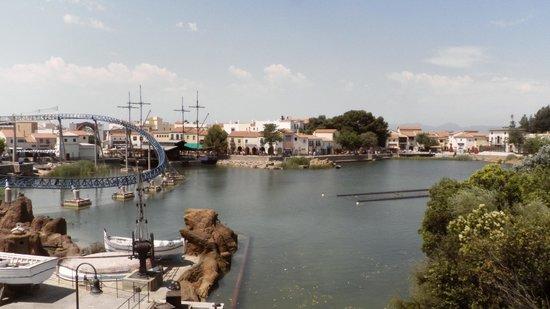 PortAventura Park: Entrée du parc
