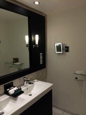Sofitel Strasbourg Grande Ile: Toilet