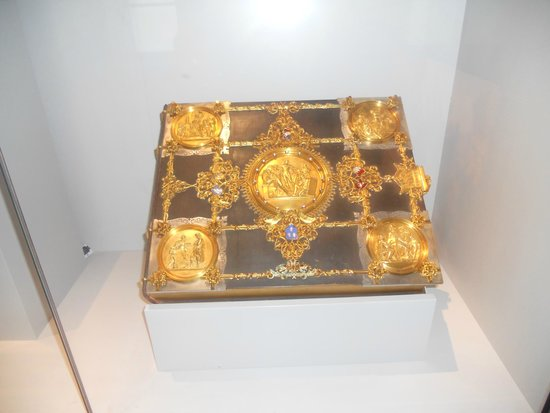 Museum of the Bavarian Kings: decorative book