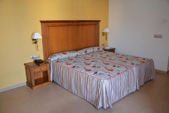 Hotel Pueblo Camino Real: Lit
