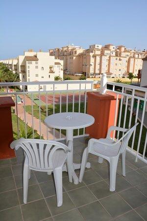 Hotel Pueblo Camino Real: Balcon