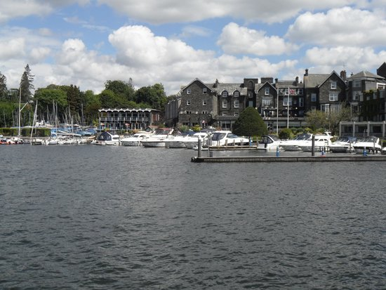 Damson Dene Hotel: Lake cruise