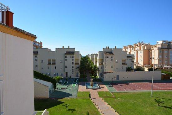 Hotel Pueblo Camino Real: Vue de la chambre