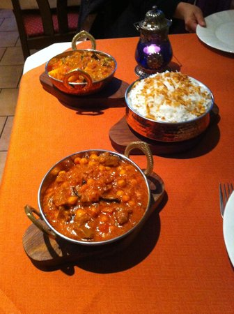 Weisser Elefant : Delicious curries