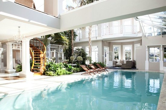 Banksia Boutique : Pool view